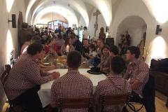 Das Erntedankfest wurde heuer im Zuge der Neueröffnung im Mellaunerhof gefeiert.