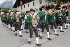 Bezirksmusikfest Flaurling