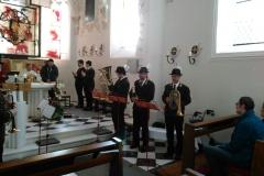 Nach der Cäciliamesse ging es ins Probelokal zur Generalversammlung.