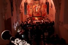 Weihnachtssingen Chor (1)